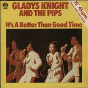 Click here for more info about 'Gladys Knight & The Pips - It's A Better Than Good Time'