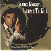 Click here for more info about 'Gladys Knight & The Pips - Licence To Kill'