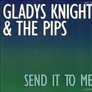 Click here for more info about 'Gladys Knight & The Pips - Send It To Me'