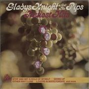 Click here for more info about 'Gladys Knight & The Pips - Tastiest Hits'