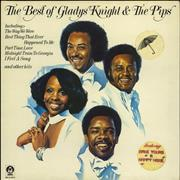 Click here for more info about 'Gladys Knight & The Pips - The Best Of Gladys Knight & The Pips - stickered'