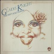 Click here for more info about 'Gladys Knight & The Pips - The First Solo Album'