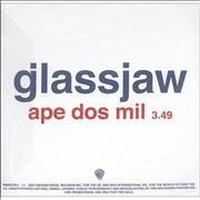 Click here for more info about 'Glassjaw - Ape Dos Mil'