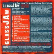 Click here for more info about 'Glassjaw - Everything You Wanted To Know About Silence'