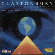 Click here for more info about 'Glastonbury - 1993 Festival'
