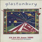 Click here for more info about 'Glastonbury - 1995 Festival'
