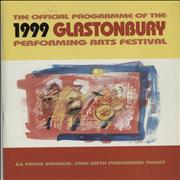 Click here for more info about 'Glastonbury - 1999 Festival'