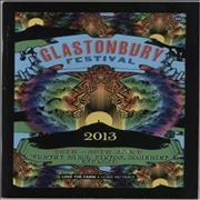 Click here for more info about 'Glastonbury - 2013 Festival'