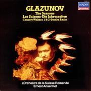 Click here for more info about 'Alexander Konstantinovich Glazunov - The seasons / Concert Walzes 1 & 2 / Stenka Razin'