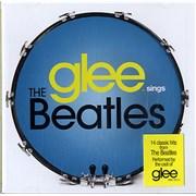 Glee Glee Sings The Beatles UK CD album