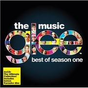 Glee Glee: The Music - The Best of Season One UK 2-CD album set