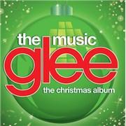 Glee Glee: The Music - The Christmas Album UK CD album