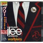 Glee Glee: The Music Presents The Warblers Japan CD album Promo