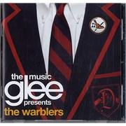 Glee Glee: The Music Presents The Warblers UK CD album