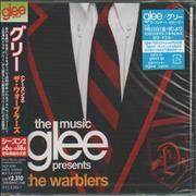 Glee Glee: The Music Presents The Warblers - Sealed Japan CD album Promo