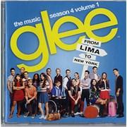 Glee Glee: The Music, Season 4, Volume 1 UK CD album