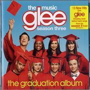 Glee Glee: The Music, The Graduation Album USA CD album