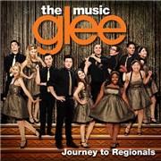 Glee The Music: Volume 1 - Journey To Regionals UK CD album