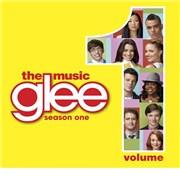 Glee The Music: Volume 1 UK CD album