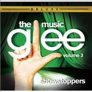 Glee The Music: Volume 3 - Showstoppers UK CD album
