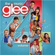 Glee The Music: Volume 4 UK CD album