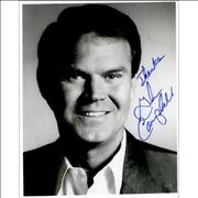 Click here for more info about 'Glen Campbell - Autographed Publicity Photograph'