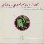 Click here for more info about 'Glen Goldsmith - Save A Little Bit - P/S'