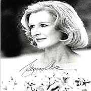 Click here for more info about 'Glenn Close - Autographed Portrait Photograph'