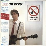 Click here for more info about 'Glenn Frey - No Fun Aloud'