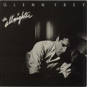 Click here for more info about 'Glenn Frey - The Allnighter'