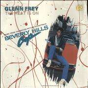Click here for more info about 'Glenn Frey - The Heat Is On'