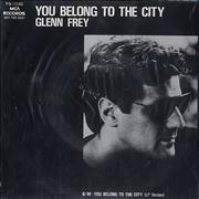 Click here for more info about 'Glenn Frey - You Belong To The City'