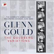 Glenn Gould The Goldberg Variations - The Complete Unreleased Recording Sessions June 1955 USA box set