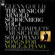 Click here for more info about 'Glenn Gould - The Music Of Arnold Schoenberg Volume 4'