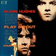 Glenn Hughes Play Me Out/ Four On The Floor UK vinyl LP