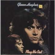 Glenn Hughes Play Me Out UK vinyl LP
