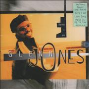 Click here for more info about 'Glenn Jones - Here I Am'