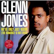 Click here for more info about 'Glenn Jones - We've Only Just Begun (The Romance Is Not Over)'