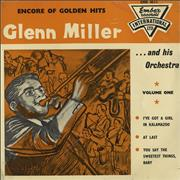 Click here for more info about 'Glenn Miller - Encore Of Golden Hits Volume 1 EP'