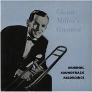 Glenn Miller Glenn Miller's Greatest Soundtracks UK vinyl LP
