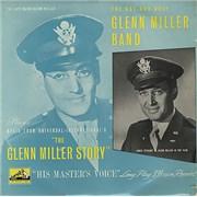 """Glenn Miller The Glenn Miller Story UK 10"""" vinyl"""