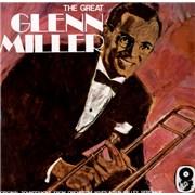 Glenn Miller The Great Glenn Miller UK 2-LP vinyl set