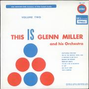 Click here for more info about 'Glenn Miller - This Is Glenn Miller - Volume Two'