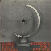 Click here for more info about 'Globe Unity - Evidence Vol. 1'