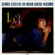 Click here for more info about 'Gloria Estefan - 1-2-3 - One Two Three'