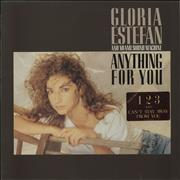 Click here for more info about 'Gloria Estefan - Anything For You - Stickered'