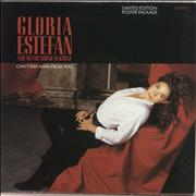 Click here for more info about 'Gloria Estefan - Can't Stay Away From You - Poster'