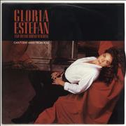 Click here for more info about 'Gloria Estefan - Can't Stay Away From You - red p/s'