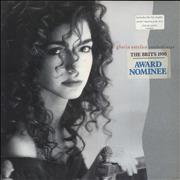 Click here for more info about 'Gloria Estefan - Cuts Both Ways - Double Hype Stickered'