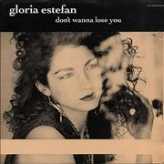 Click here for more info about 'Gloria Estefan - Don't Wanna Lose You'